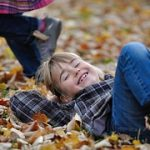 laughing-in-the-leaves